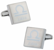 Libra Horoscope Cufflinks