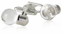 Lightbulb Cufflinks