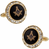 Masonic Cufflinks - Made in USA