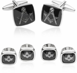 Masonic Formal Set in Silver