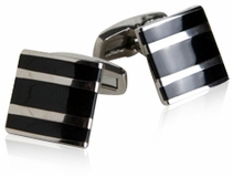 Mens Titanium Cufflinks