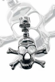 Monster Skull pendant