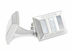 Mother of Pearl Heritage Cufflinks
