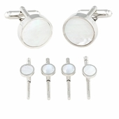 Mother of Pearl Spring-back Formal Set