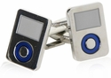 MP3 Music Cufflinks