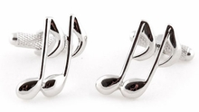 Music Note Cufflinks