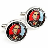 Obama Presidential Cufflinks