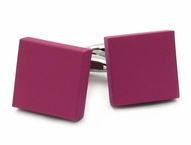 Pink Fuschia Cufflinks
