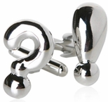Punctuation Cufflinks