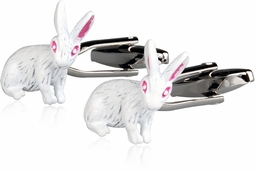 Rabbit Cufflinks