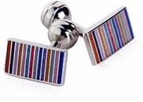 Multi-Color Rainbow Cufflinks