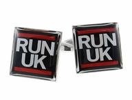 Run UK Cufflinks