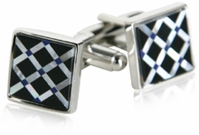 Semi-Precious Distinguished Cufflinks