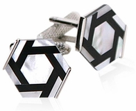Semi-Precious Motion Cufflinks