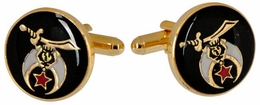 Shriners Cufflinks - Made in USA