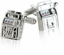 Slot Machine Cufflinks