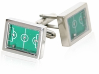 Soccer Game Cufflinks