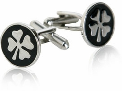St. Patrick�s Day Cufflinks