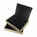 Stackable Valet Cufflinks Storage Box