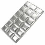 Stainless Steel Multi Square Money Clip