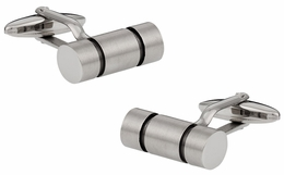 Stainless Steel Rod Cufflinks