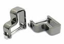 Step Wrap Around Cufflinks Gun Metal