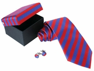 Striped Necktie (DISCONTINUED)