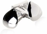 Tear Drop Cufflinks