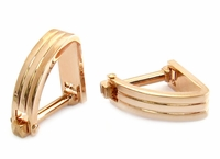 The Wedge in Rose Gold