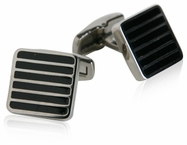 Titanium Blinds Cufflinks