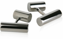 Titanium Post Cufflinks