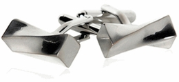 Twisted Silvers Cufflinks