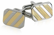 Two Tone Striped Links