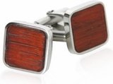 Wood Cufflinks for Him