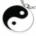 Yin & Yang (necklace not included)