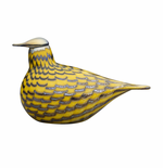 "Birds by Toikka Grouse Yellow 8.5"" X 5.1"""