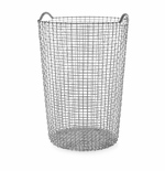 Classic Basket 31.75 Gallons (120 Liters), Stainless Steel