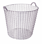 Classic Basket 17.25 Gallons (65 Liters), Stainless Steel