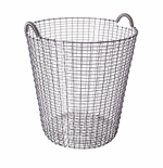 Classic Basket 21.25 Gallons (80 Liters), Stainless Steel