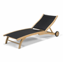 Columbus Sunlounger With Suntexture