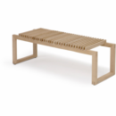 Cutter Bench, Oak