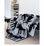 Elg (Moose) Wool Blanket - 2 Colors