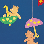 Flensted Children's Mobiles - Made in Denmark