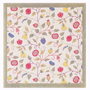 "Floral Table Square - 57"" W x 57"" L"