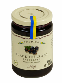 Hafi Swedish Preserves, Black Currant
