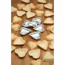 Heart Shape Sandbakkel Tins - Set of 6 - Made in Sweden
