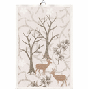 Hjortskog Tea Towel (1 Left)
