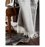 Kattefot Wool Throw - 7 Colors