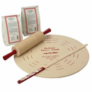 Lefse Accessory Kit with Flour Mix