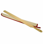 Lefse Turning Stick with Wood Handle and Shelth